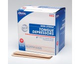 Non-Sterile Tongue Depressors, 500 per box