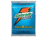 Gatorade Drink Mixes, Powder, 6 gal, Glacier freeze