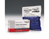"""Instant Cold Disposable Compress, 4"""" x 4"""""""