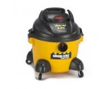 Compact ShopVac Cleaner, 6 gal, 3.0HP