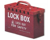 13 Lock group lock box