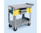 Trades Cart, Gray, 1/Ctn