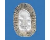 Wedge Dust Head, 12/cs