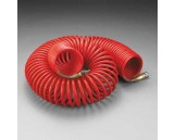 3M Fresh-air II NyCoil Hose with Couplings, 25'