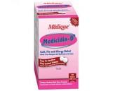 Medicidin-D, 250 2 packs per box