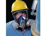 Advantage 3000 Twin Port Respirators, L, Black