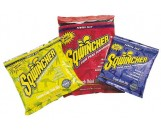 Sqwincher Powder Pack Powder Concentrate, 2 1/2 gal, Lemon-lime