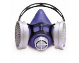 Valuair Plus Half Mask Respirators, Probed, S, S
